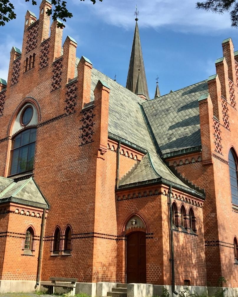 Høvik kirke